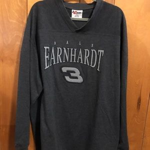 Long sleeve Dale Earnhardt shirt